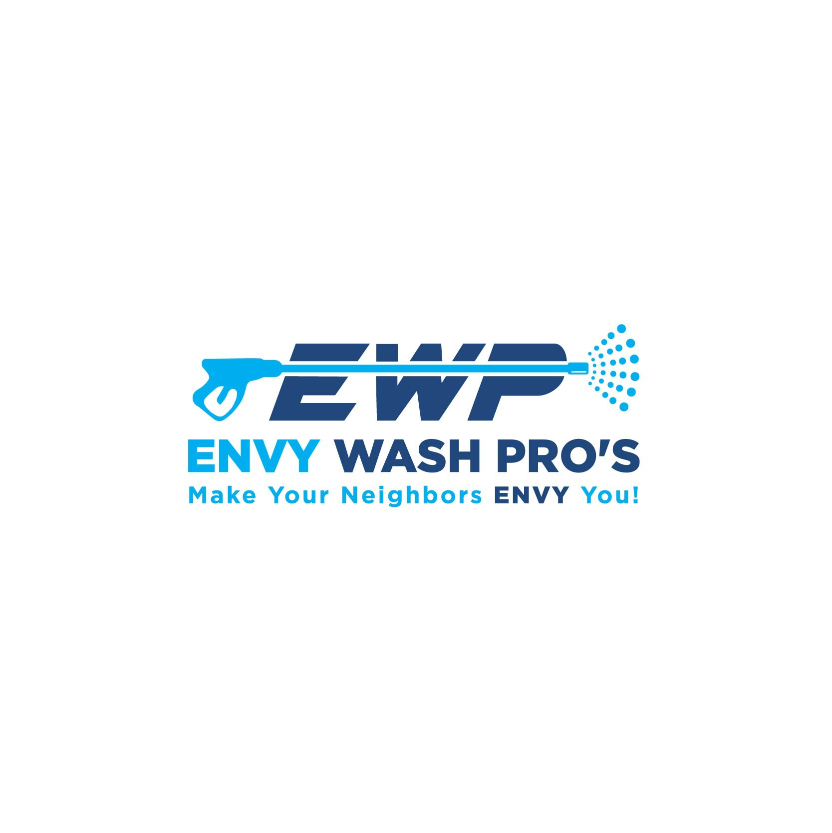 Create an alluring website to help attract customer and advertise pressure washing