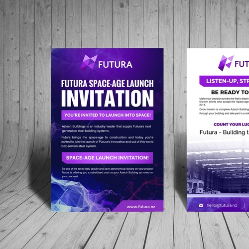 Promotional invitation
