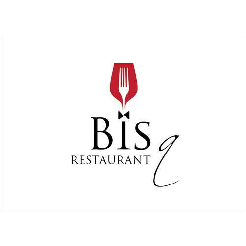 Create a logo for a new restaurant with sophisticated food and a relaxed atmosphere