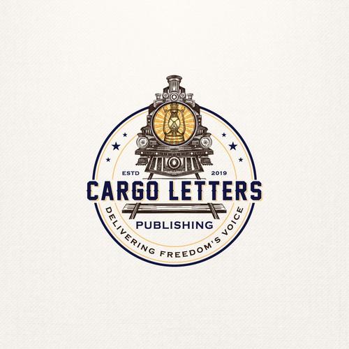 Cargo Letters Publishing Logo Design