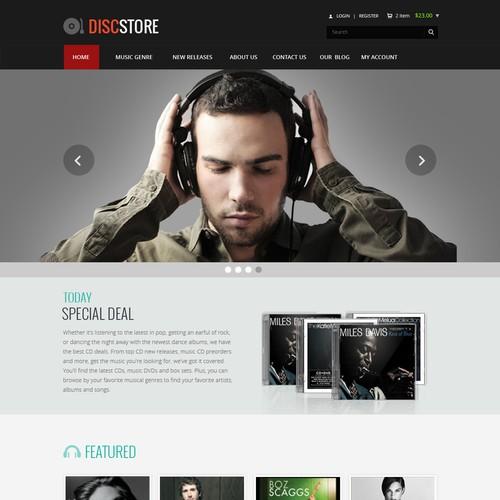 Responsive Web Designs for Ecommerce Themes