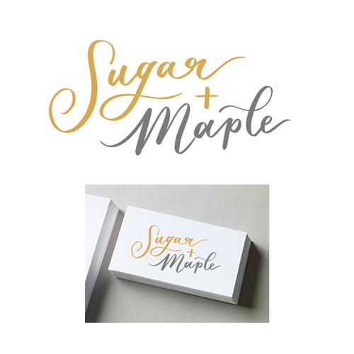 Sugar + Maple
