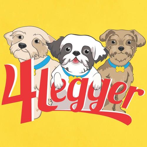 4 Legger