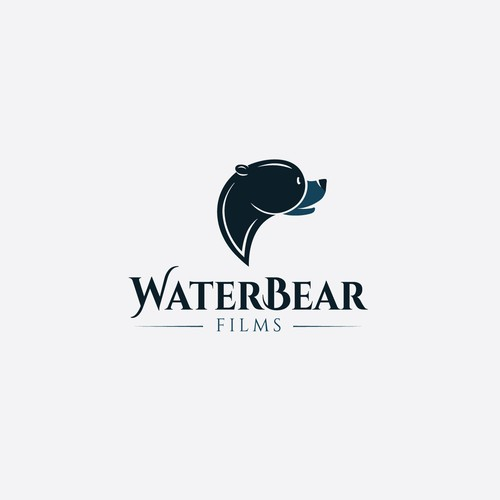 Bear - Drop Logo