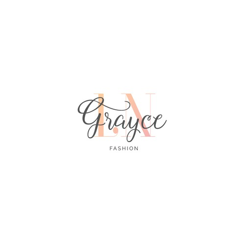 Chic logo for women's specialty boutique