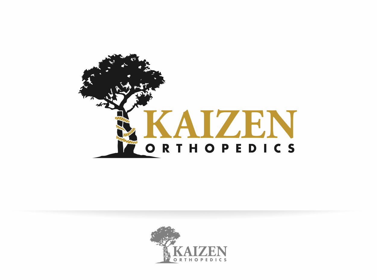 Create a logo for a new cutting edge Orthopedic Surgery Practice.