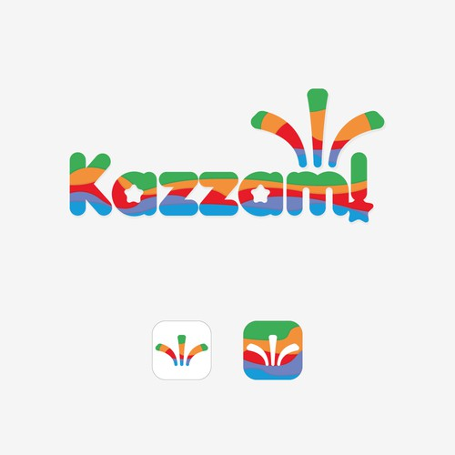 Kazzam logo