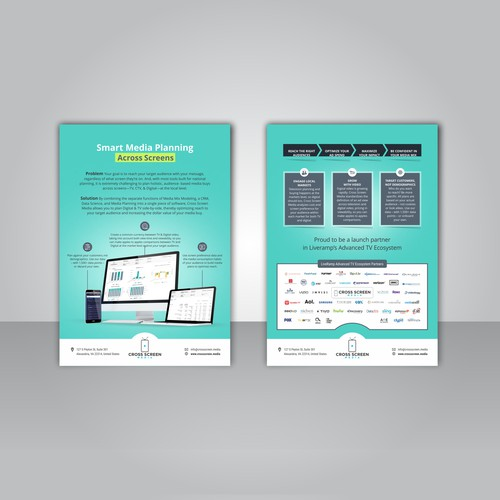 CrossScreen Brochure