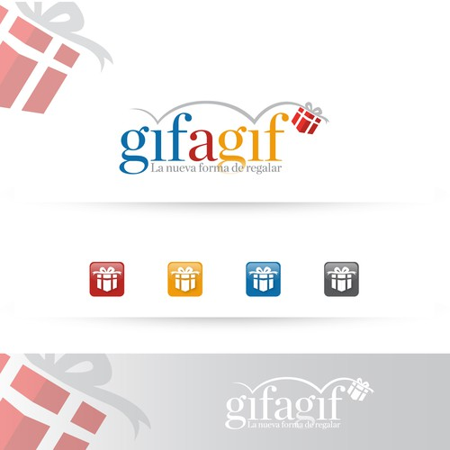 gifagif Logo design contest winner