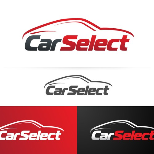 CAR SELECT needs a new logo and business card