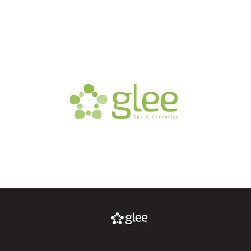 Create happy logo for upscale nail salon chain