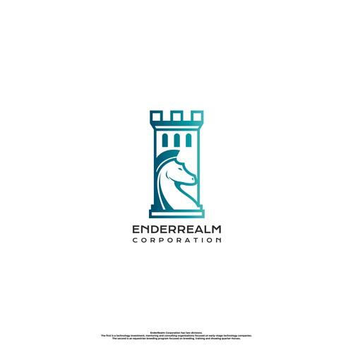 Logo for a technology company