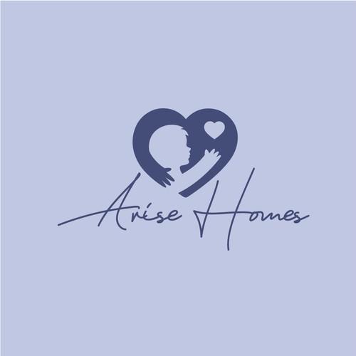 Arise Homes New Logo Concept