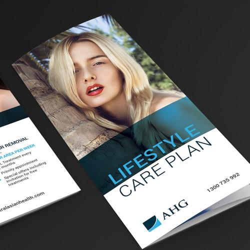Elegant Brochure for AHG