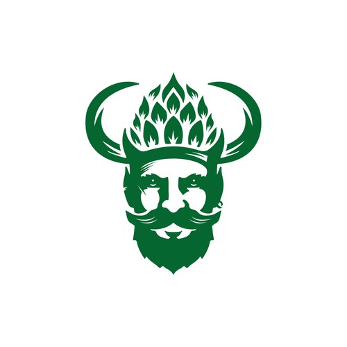 Viking_Beard_Hops_Brewery Logo