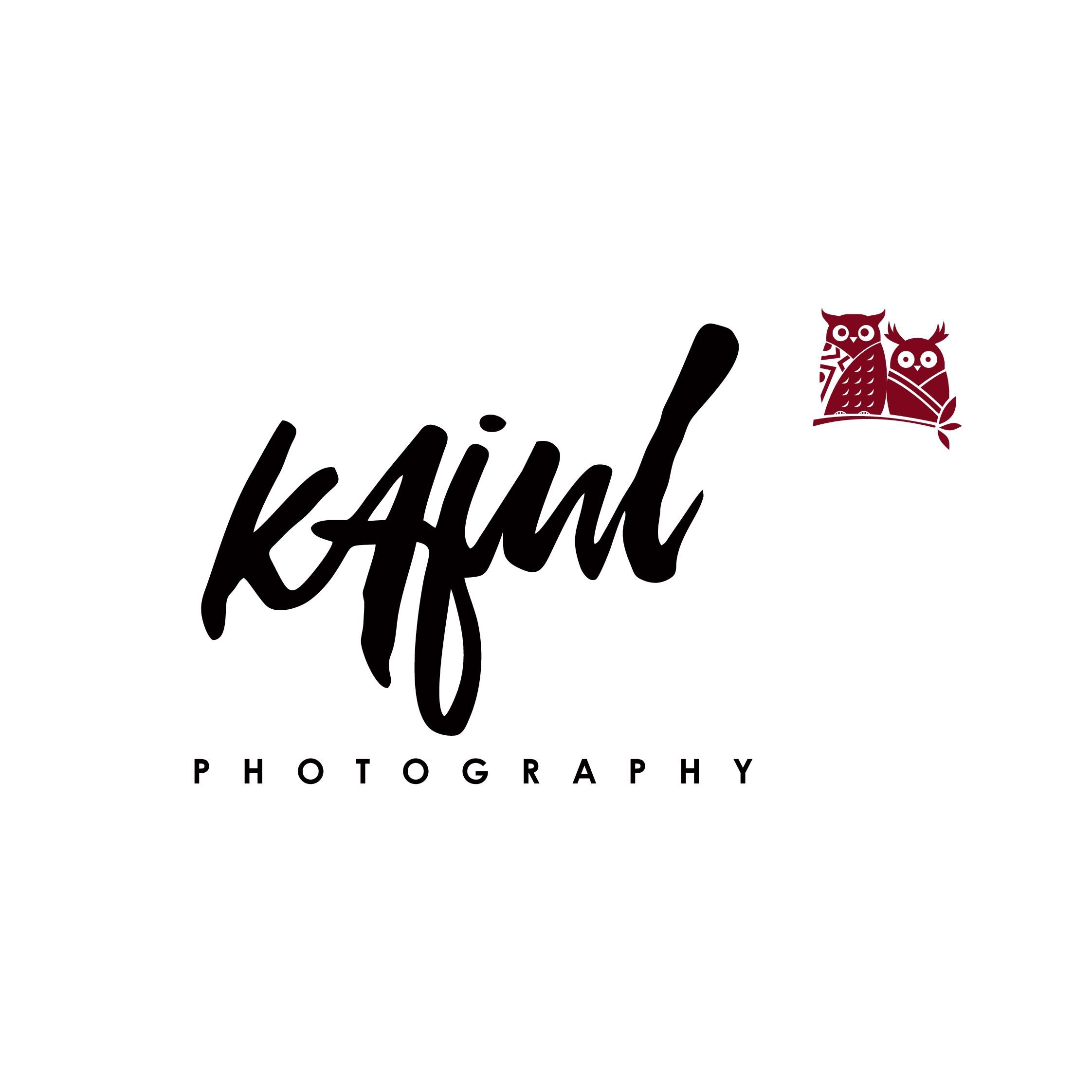 Design an icon for an existing logo for an artistic wedding photographer