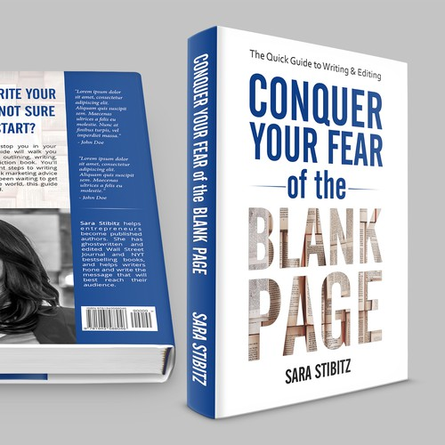 Conquer your fear of the blank page