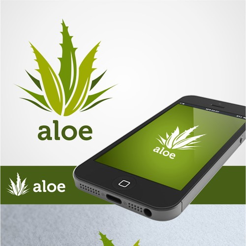 Create a Logo for Aloe - A revolutionary way to provide Pediatric Healthcare