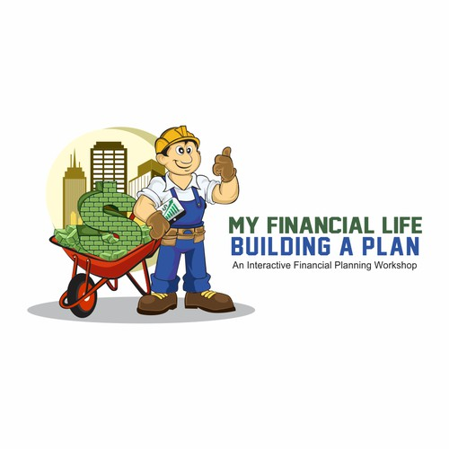 Design characters for financial planning workshop