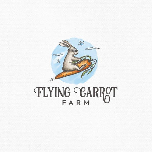 Flying Carrot
