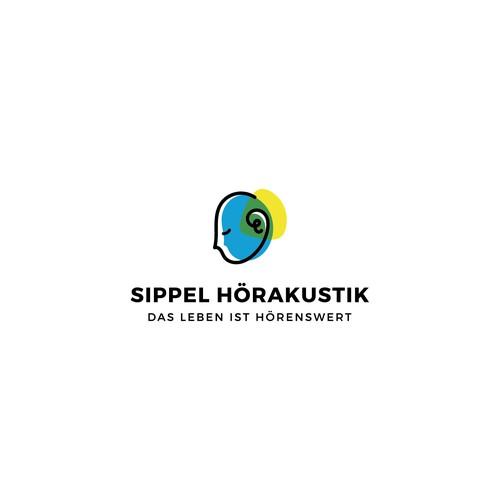 Brand identity for Sippel Hörakustik