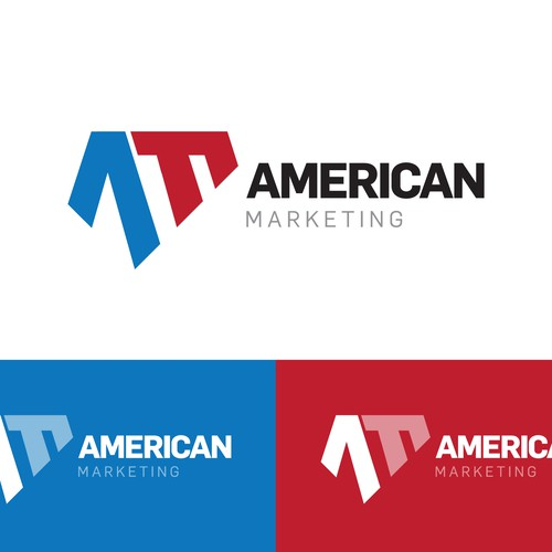 American Marketing - Logo Concept