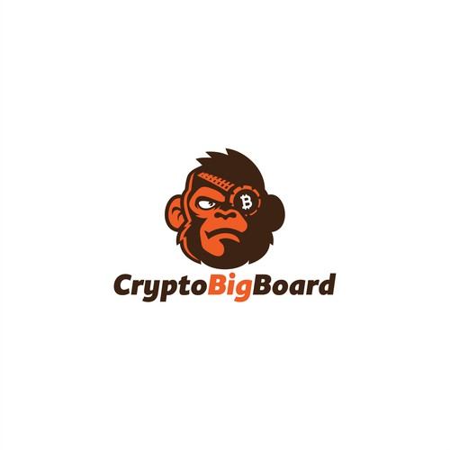 Logo proposal for CryptoBigBoard