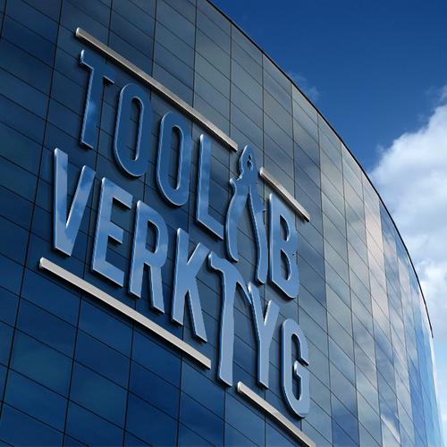 Logo design proposal for an online tool shop