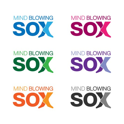 Mind Blowing Sox needs a logo
