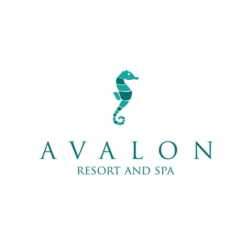 Sophisticated Logo for a Luxury Hotel