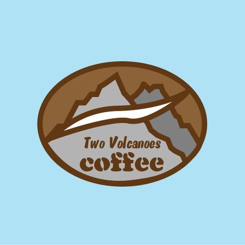World's best coffee logo