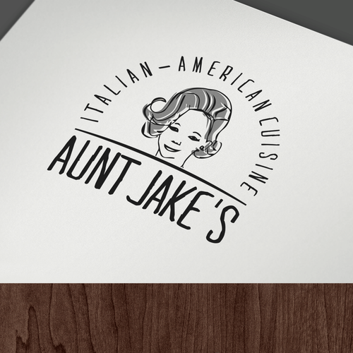 Logo Creation for a new concept of health conscious Italian-American cuisine
