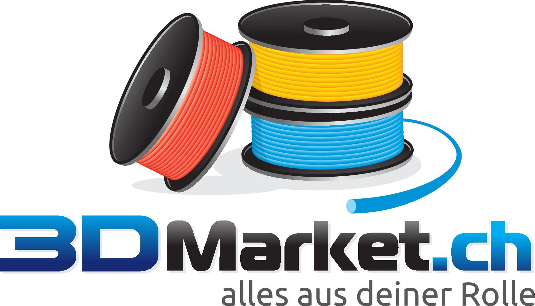 Designt ein aussagekräftiges Logo für Filamente