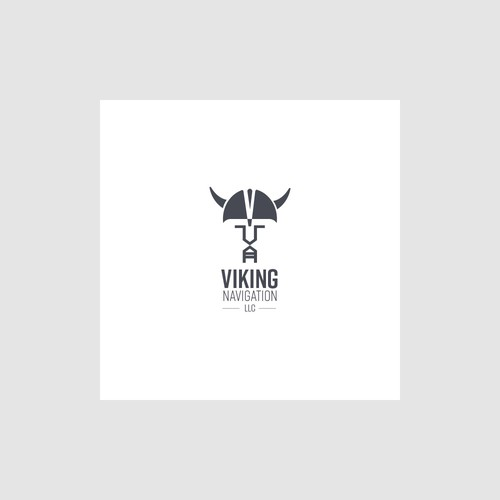 Viking logo concept