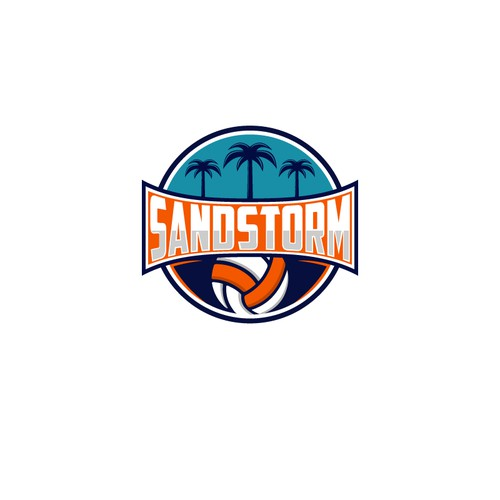We need an exciting logo for our new beach volleyball club for California youth in Long Beach.
