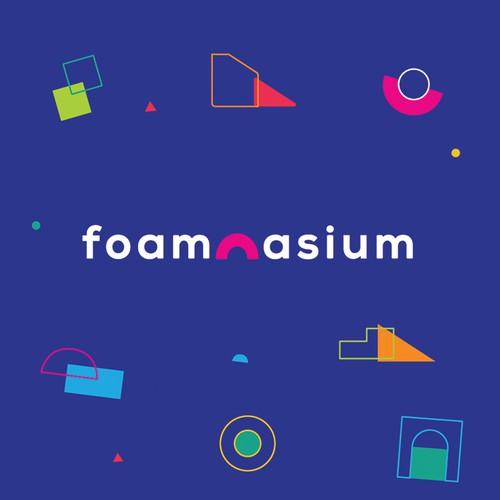 Logo Concept for Foamnasium