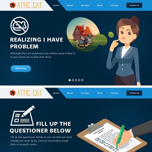 RODENT CONTROL COMPANY WEB IDEA