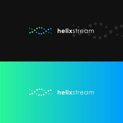Logo for fintech data startup
