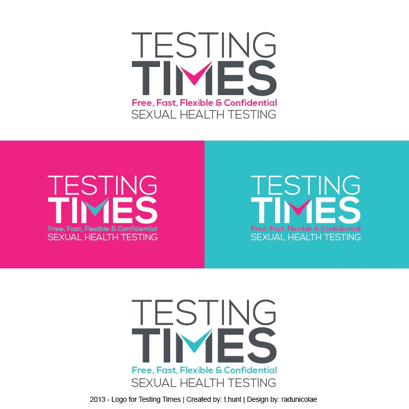New logo wanted for Testing Times