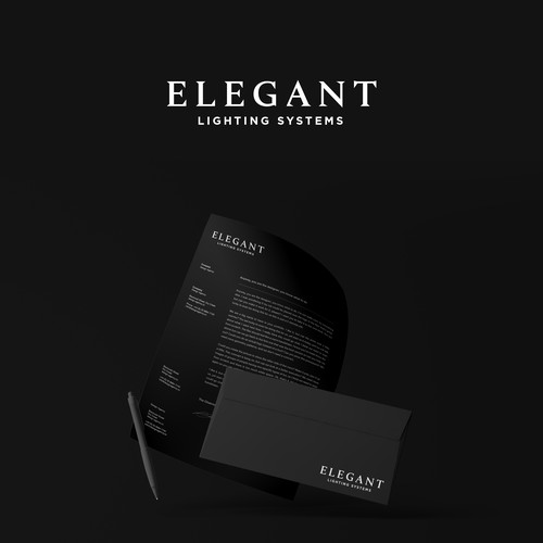 Elegant logo for Elegant