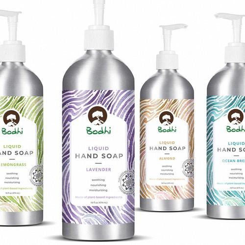 Bodhi hand-soap