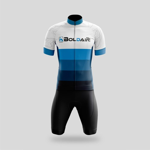 Cycling Jersey Design