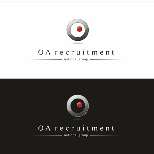 logo for OA Recruitment National Group