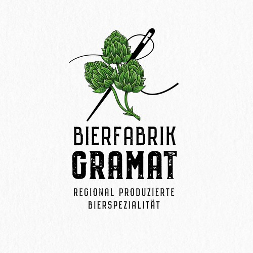 Concept for local German beer brand.
