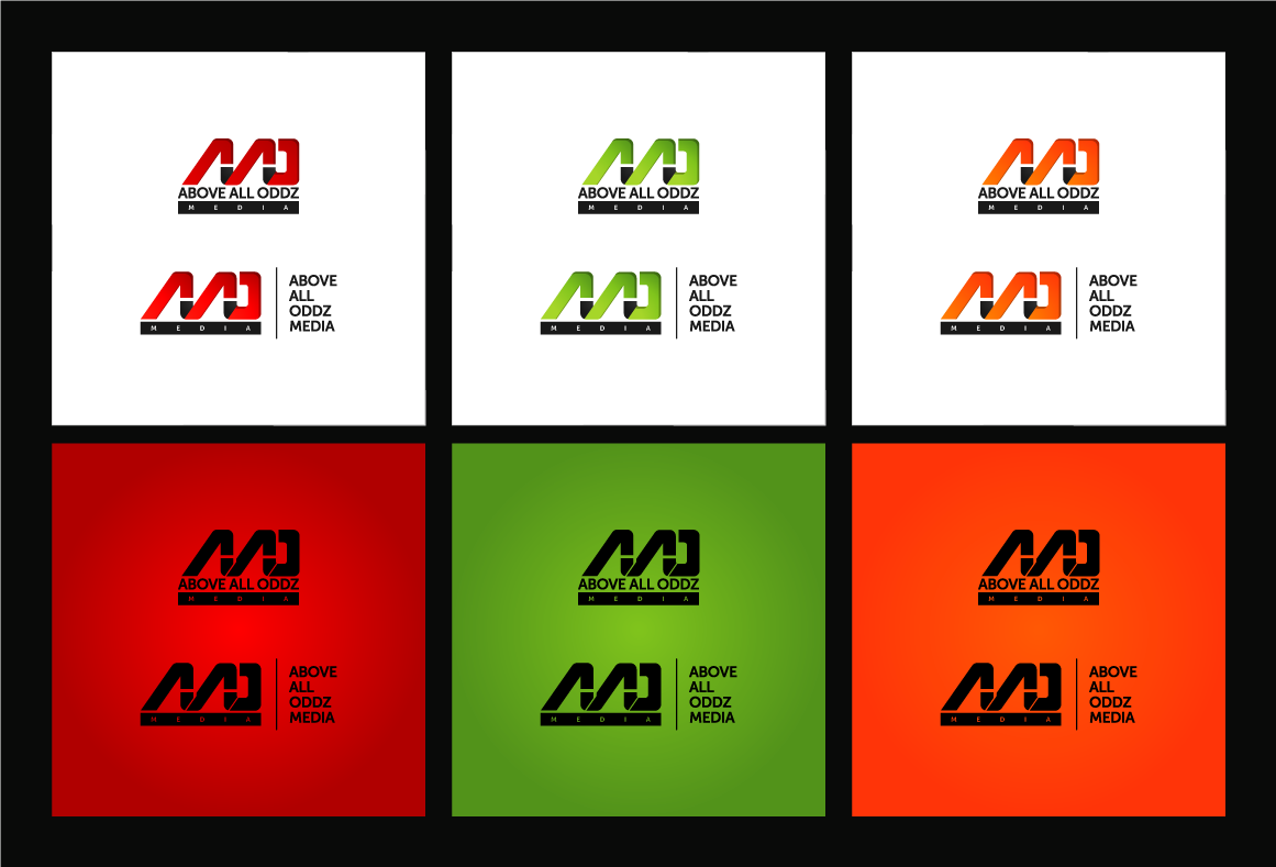 Help Above All Oddz Media with a new logo