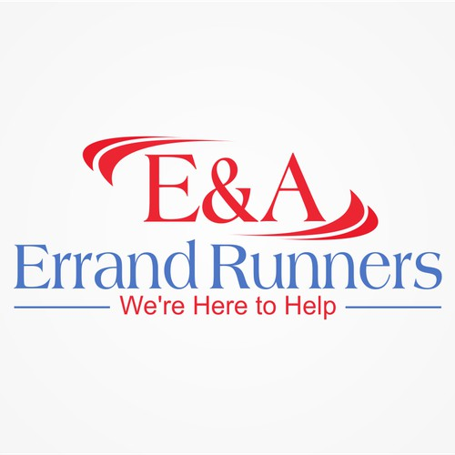 Create a logo that conveys trustworthiness and speed for our errand running business.
