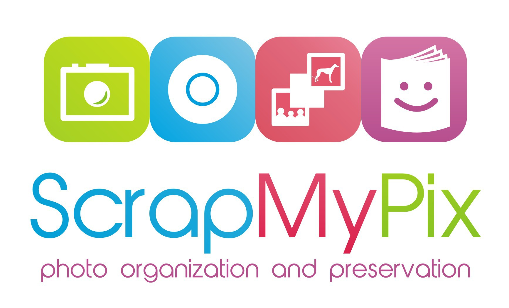 New logo wanted for ScrapMyPix