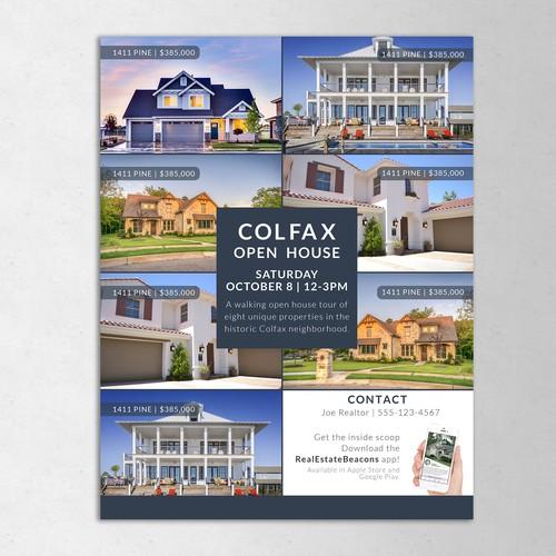 Elegant Showcase for Real Estate Listings