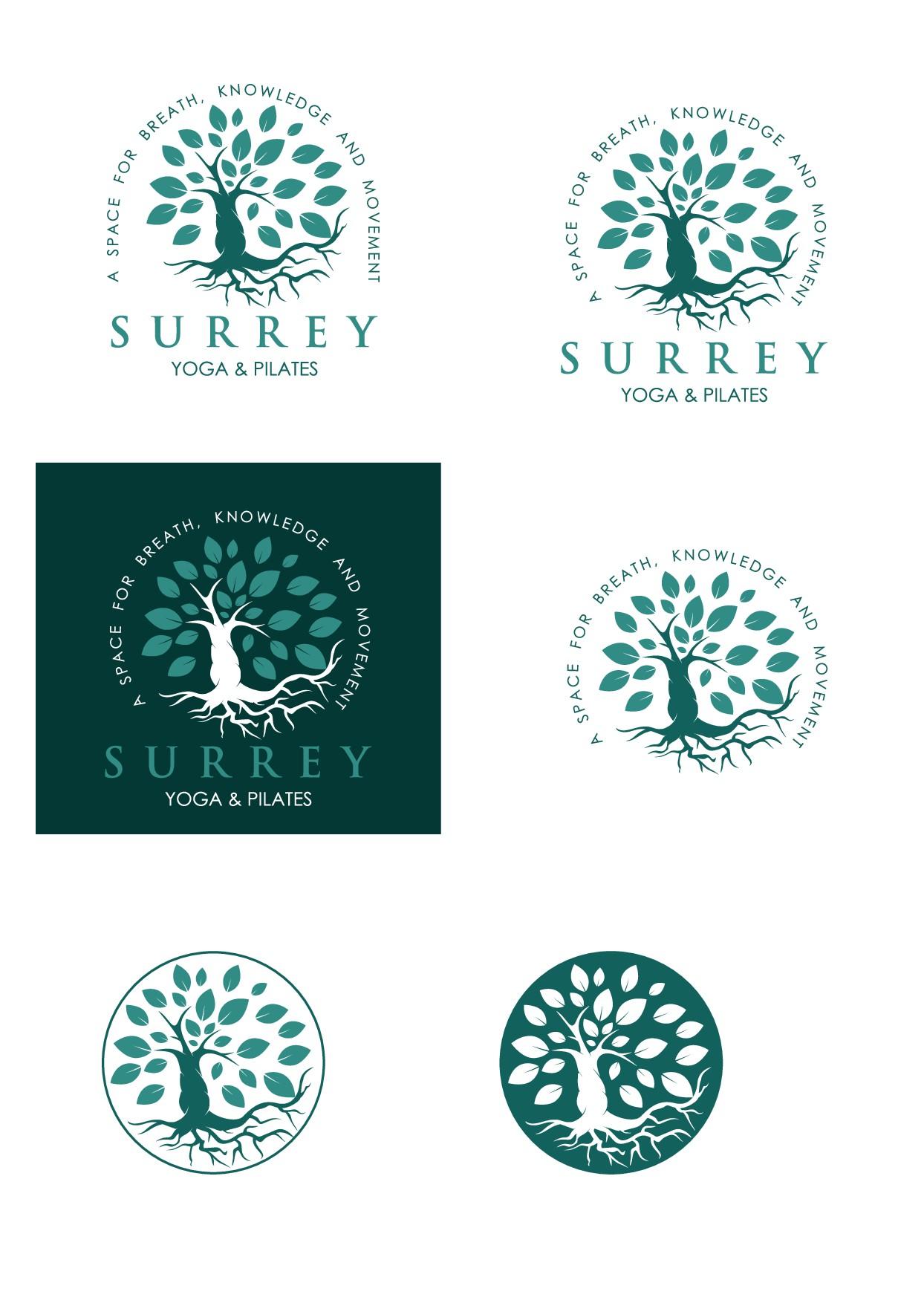 Branding for new Yoga and Pilates Studio