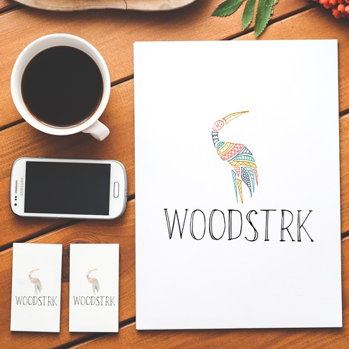 Logo Entry for WOODSTRK